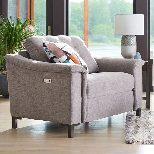 Luke Power Reclining Group Home Furniture Co